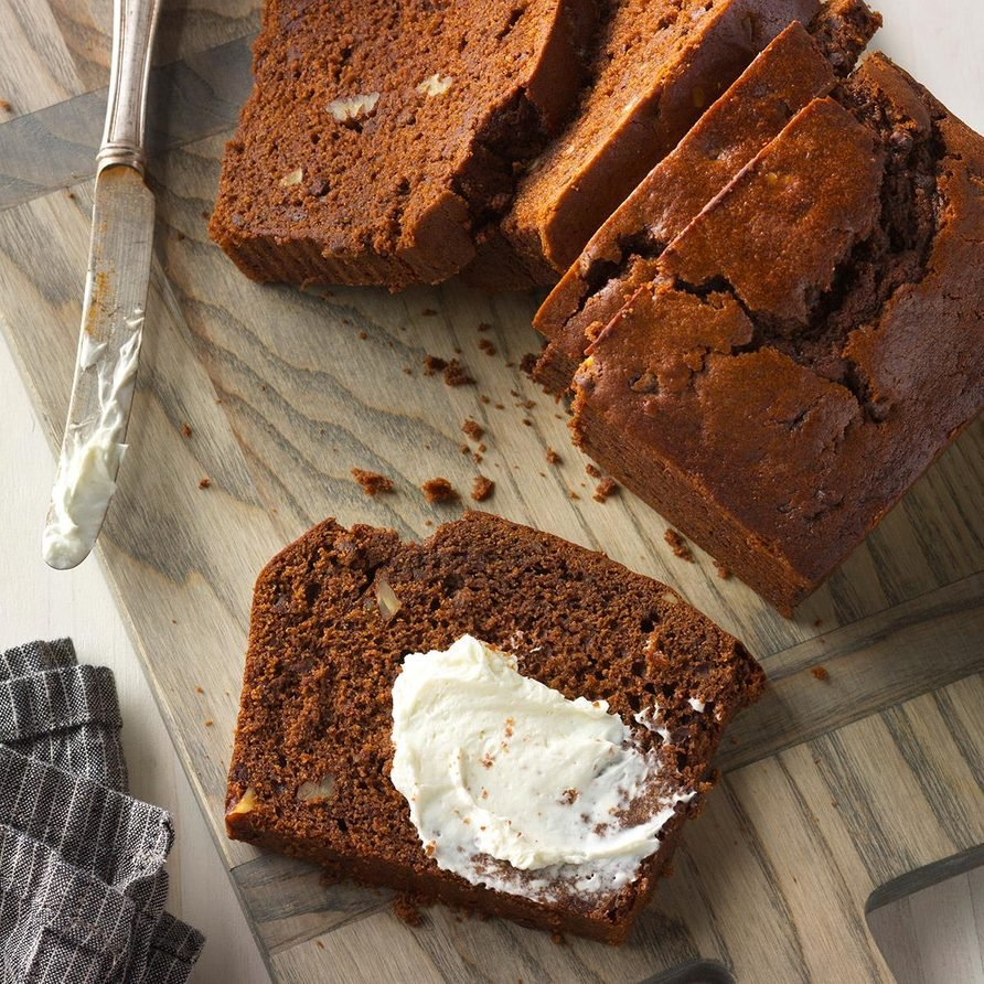 Chocolate quick bread recipe