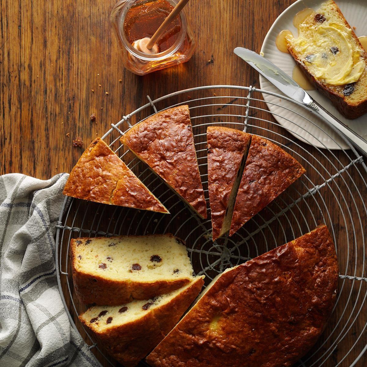 Favourite Irish soda bread recipe