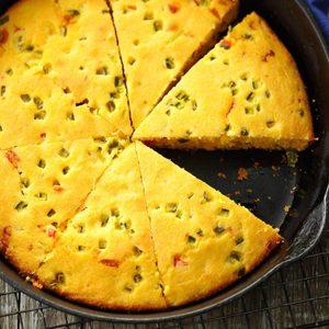 Jalapeno Buttermilk Cornbread