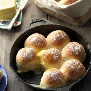 Potato Pan Rolls