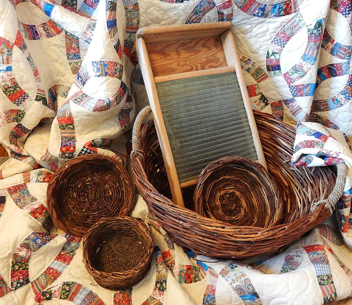 Canadian history - treasured family heirlooms