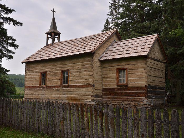 historical canadian photos - Historical Dunvegan