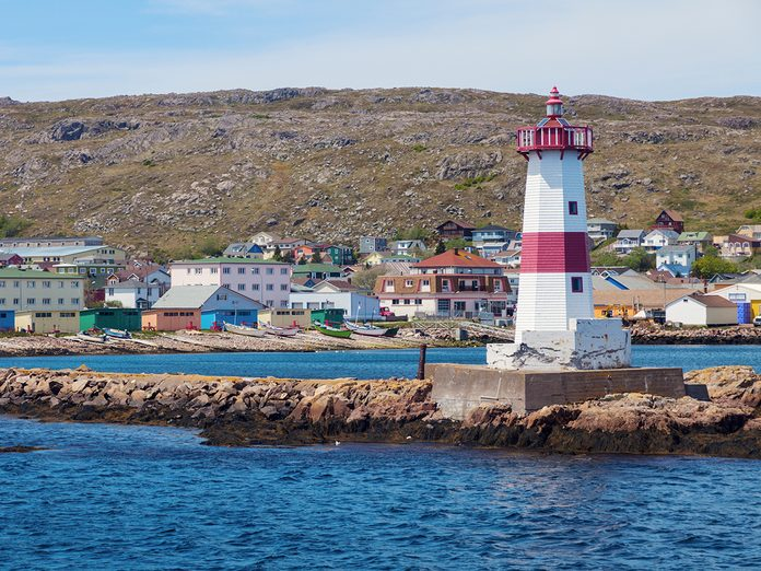 East Coast Canada - Saint-Pierre and Miquelon