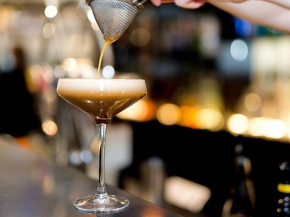 Espresso martini recipe - Nickel 9 Distillery