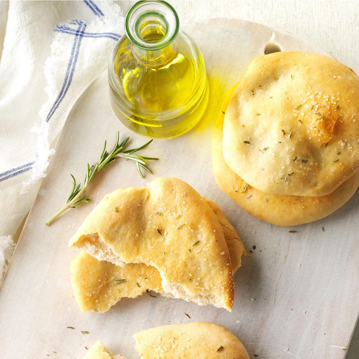 Rosemary flatbread