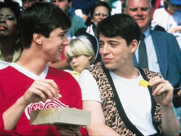 Ferris Bueller's Day Off on Netflix Canada