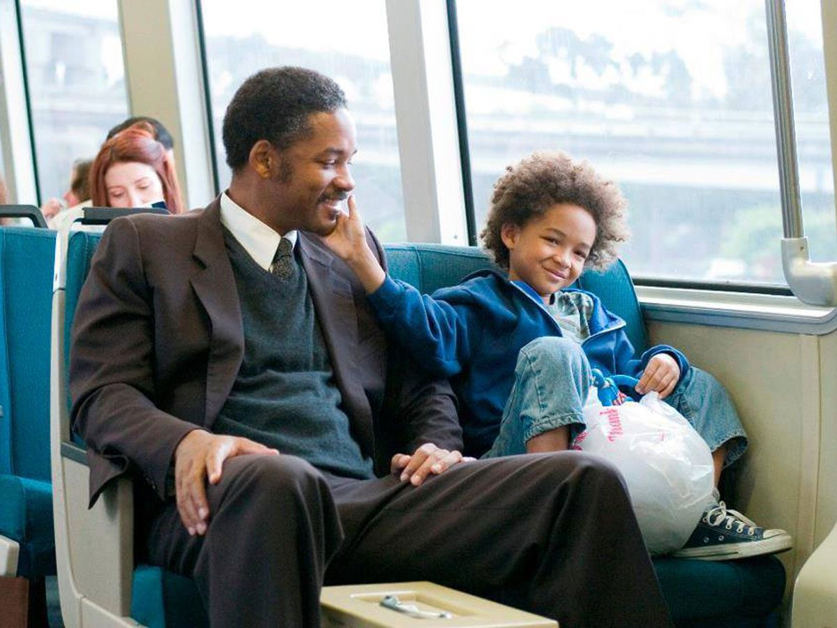 The Pursuit of Happyness on Netflix Canada