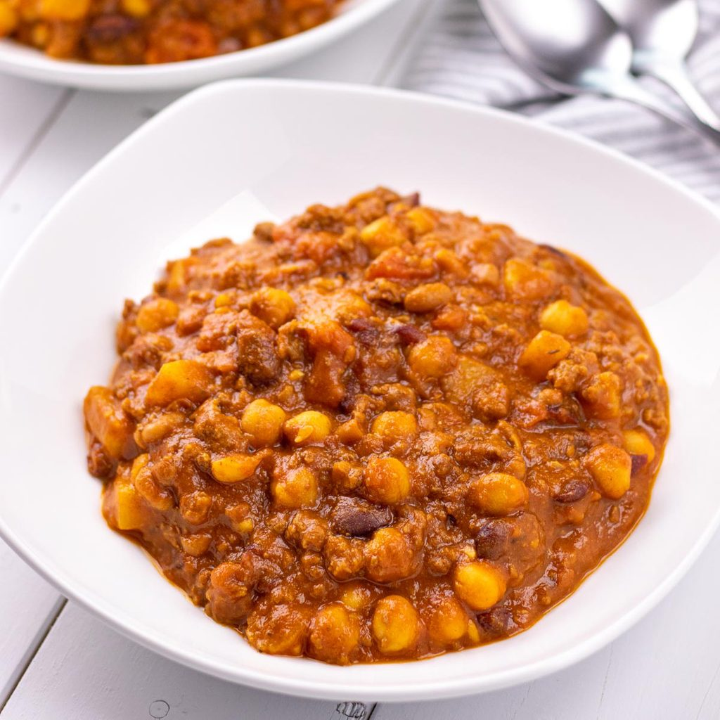 Hawaiian chipotle chili recipe