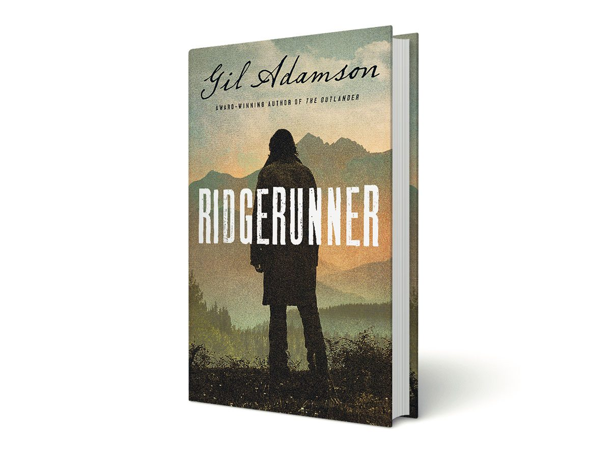 Ridgerunner by Gil Adamson
