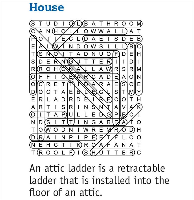House answers