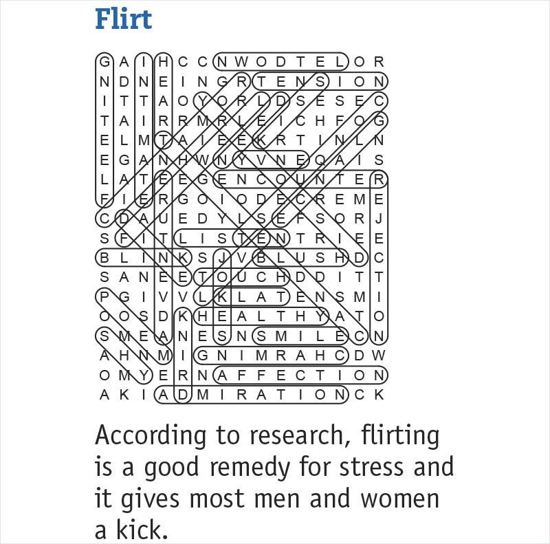 Flirt answers