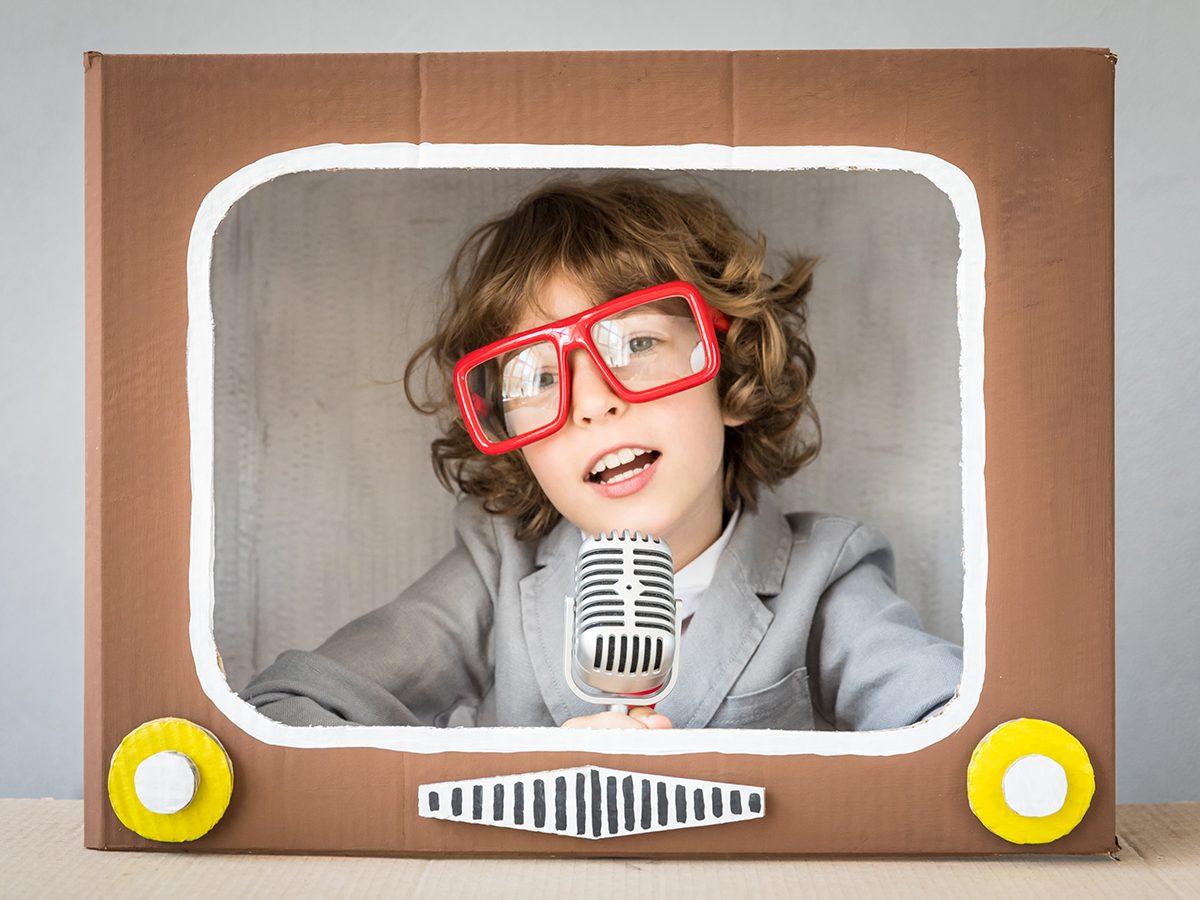 Quarantine activities for kids - kid blogging