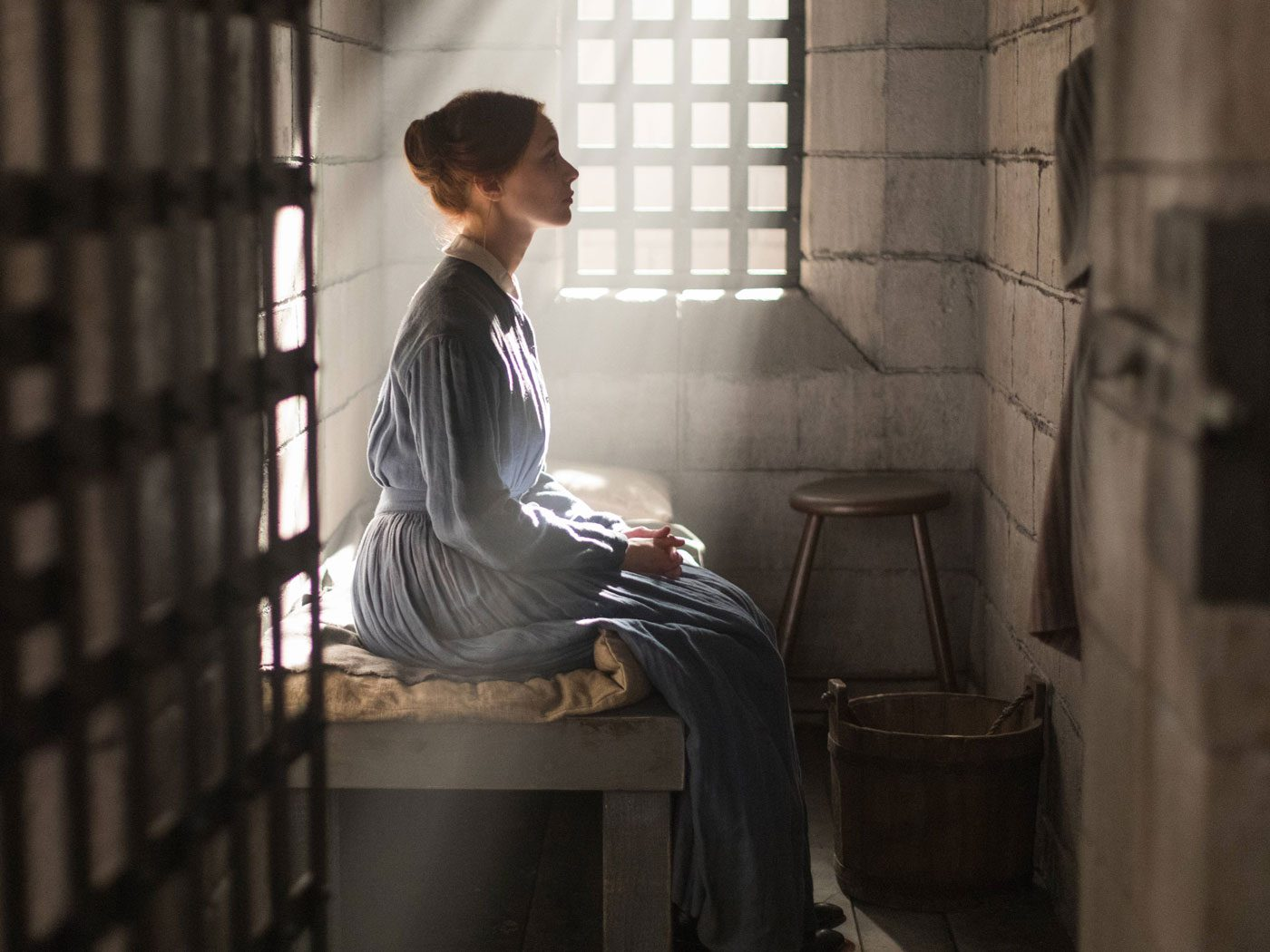 Alias Grace on Netflix Canada