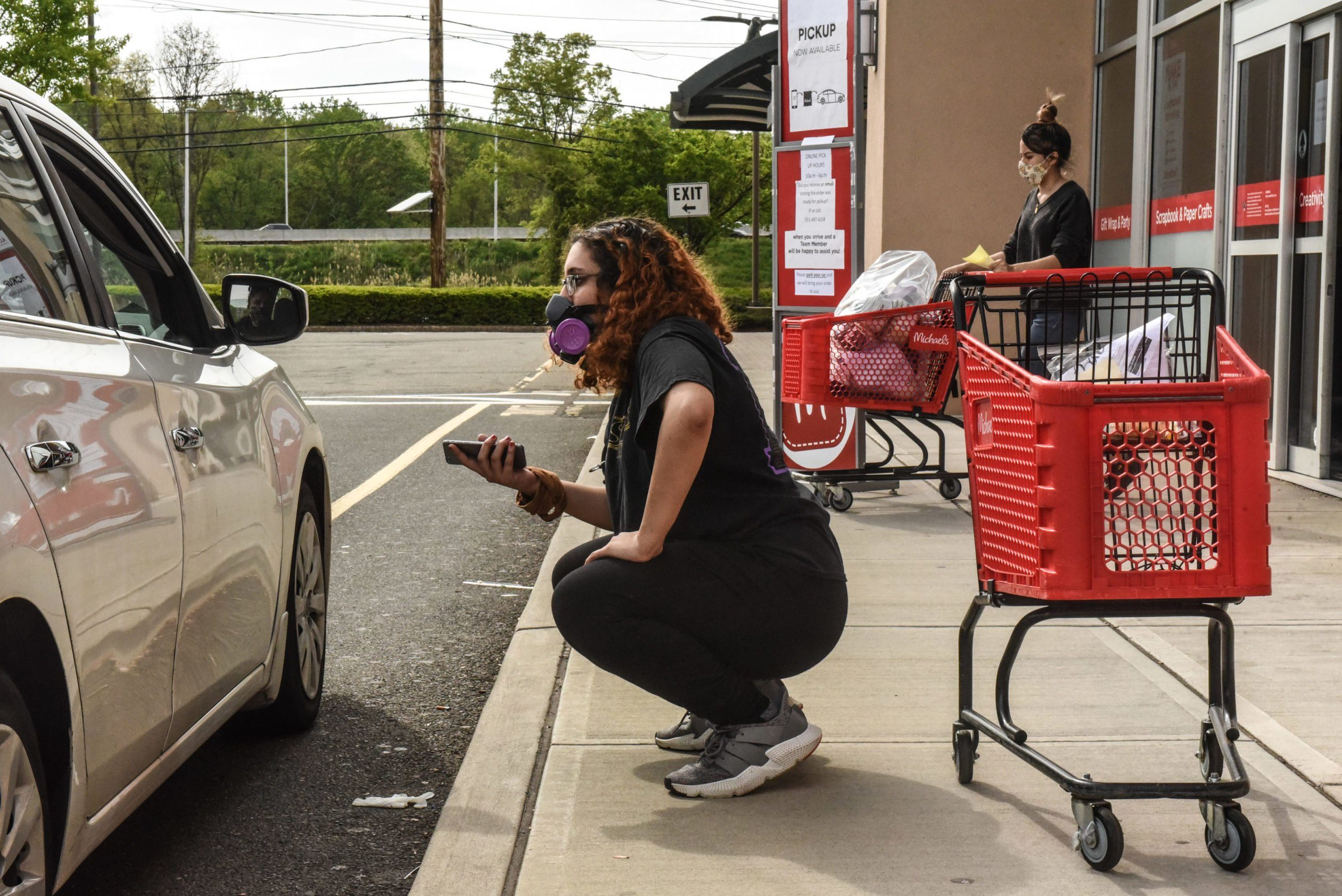 Non-essential Businesses In NJ Begin Opening With Curbside Pickup