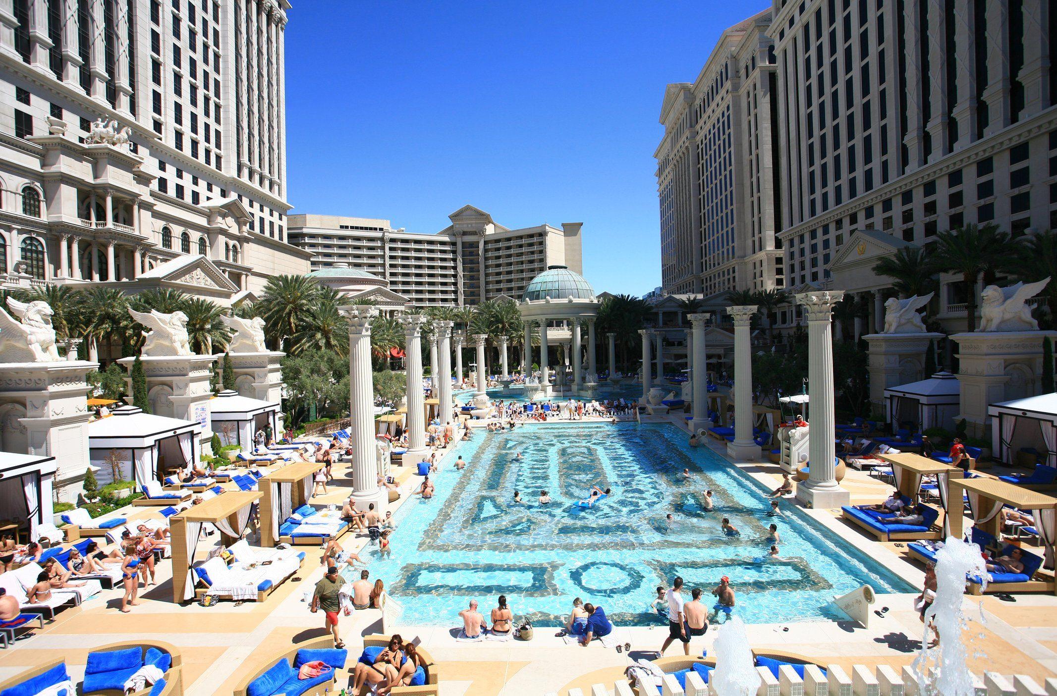 Las Vegas Pool Party