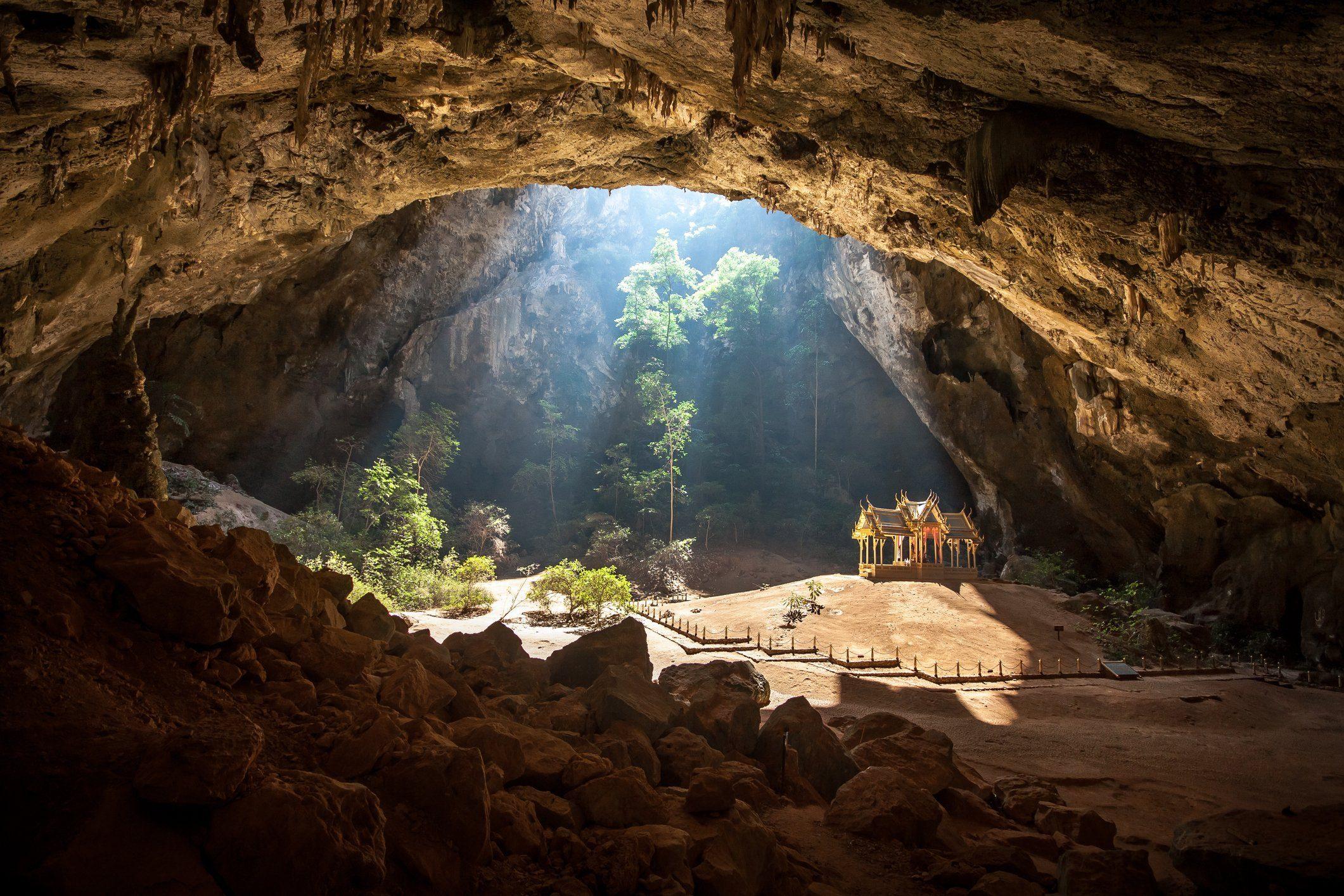 Phraya Nakhon Cave, Khao Sam Roi Yot National Park, Prachuap Khiri Khan, Thailand