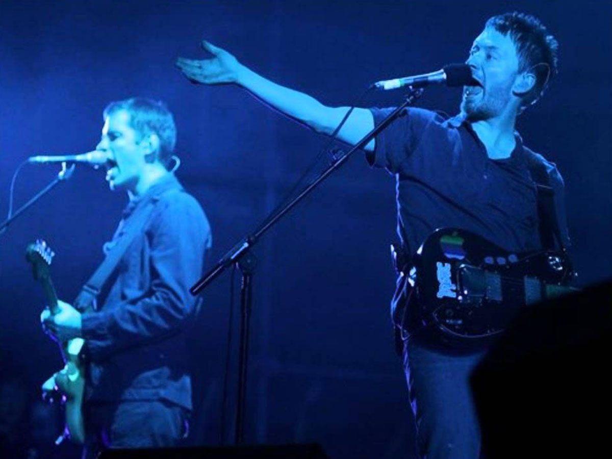 Concert films: Radiohead at Bonnaroo 2006