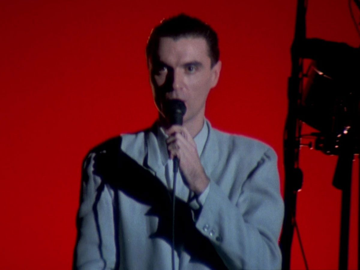 Concert films: Stop Making Sense