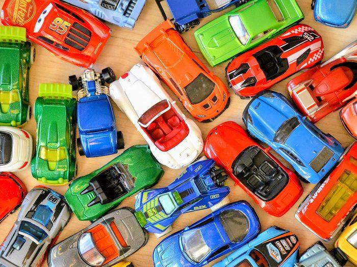 Childhood toys worth money - Matchbox toy cars