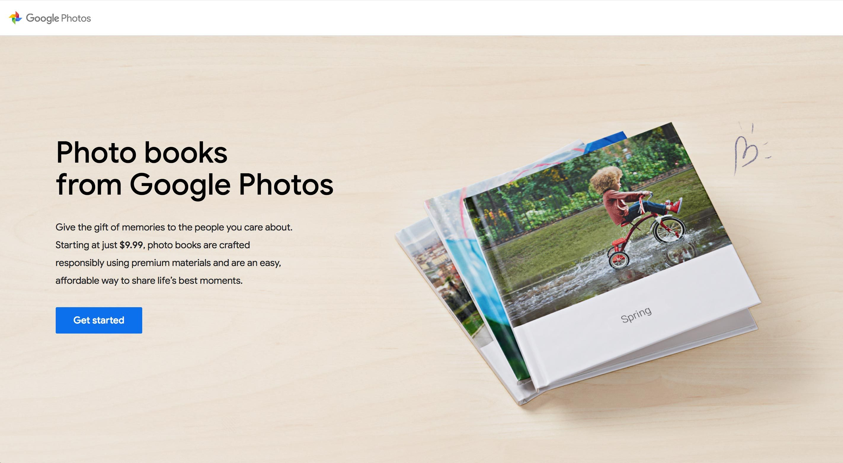 google photos photobook