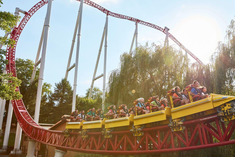 hersheypark storm runner roller coaster