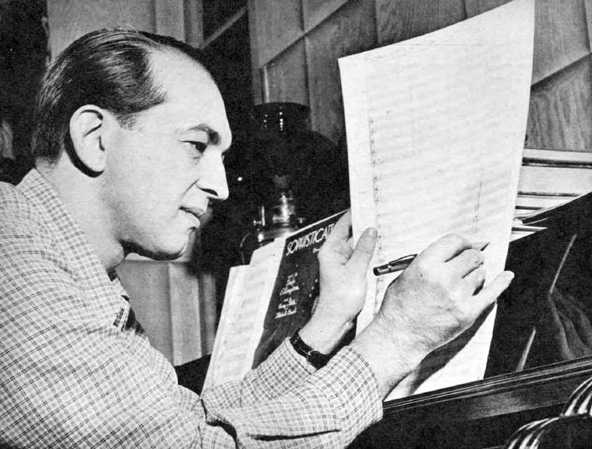 Most popular song: Percy Faith