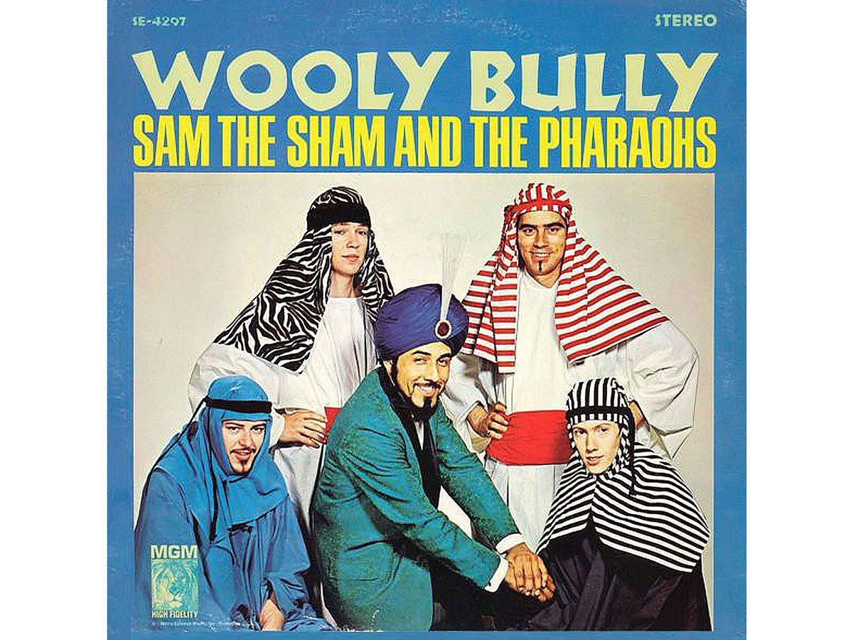 Most popular song: Sam the Sham & The Pharaohs