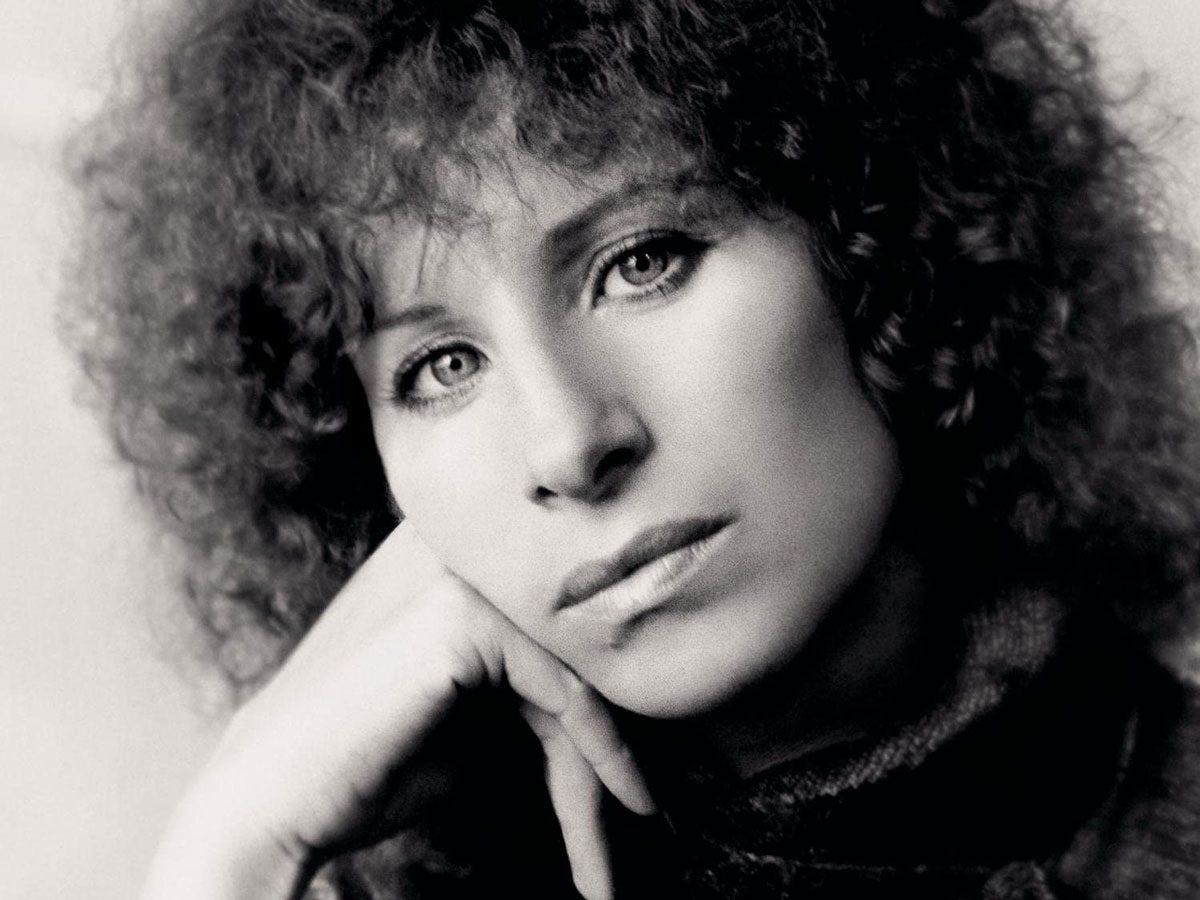 Most popular song: Barbra Streisand