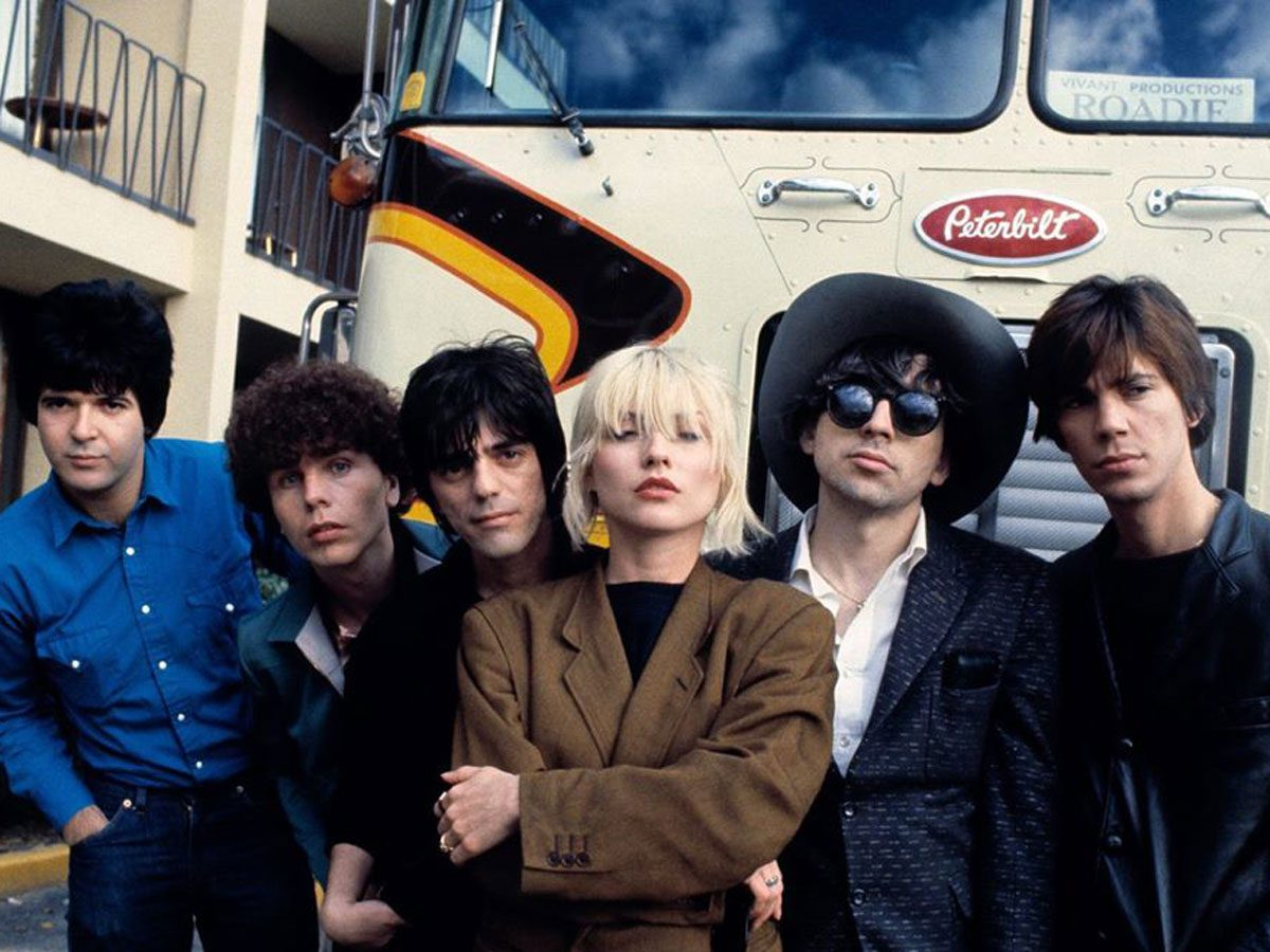 Most popular song: Blondie