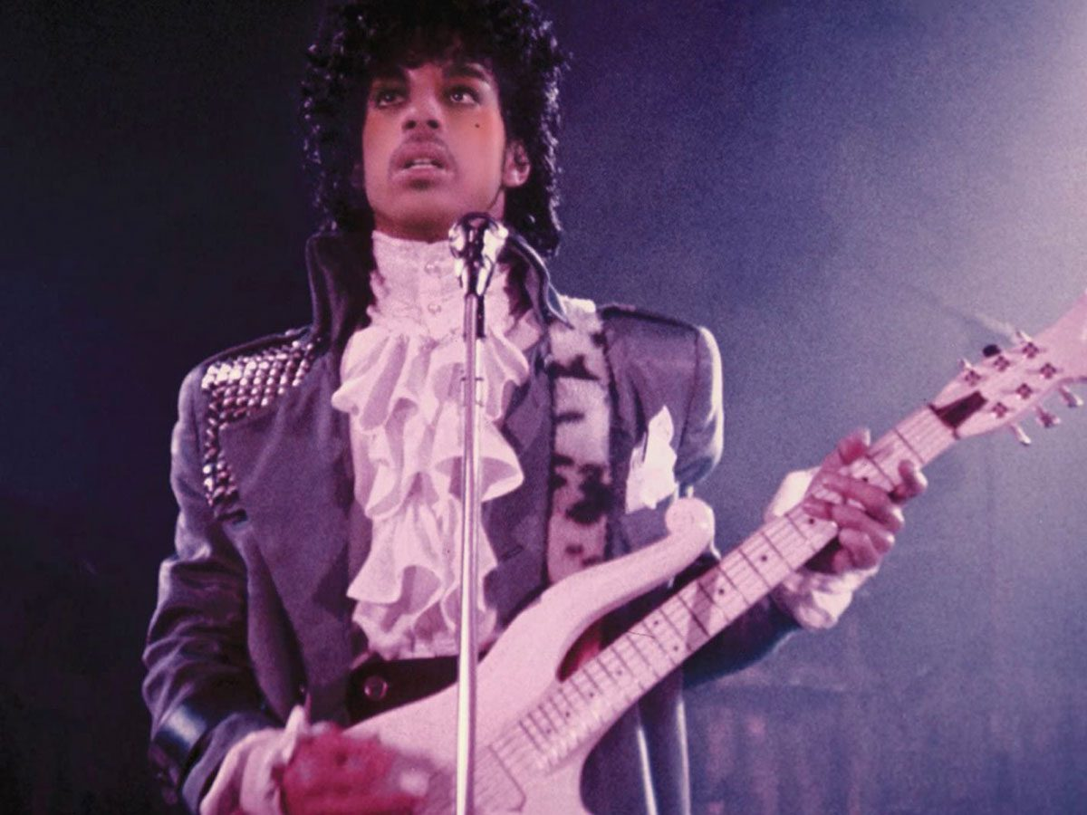 Most popular song: Prince