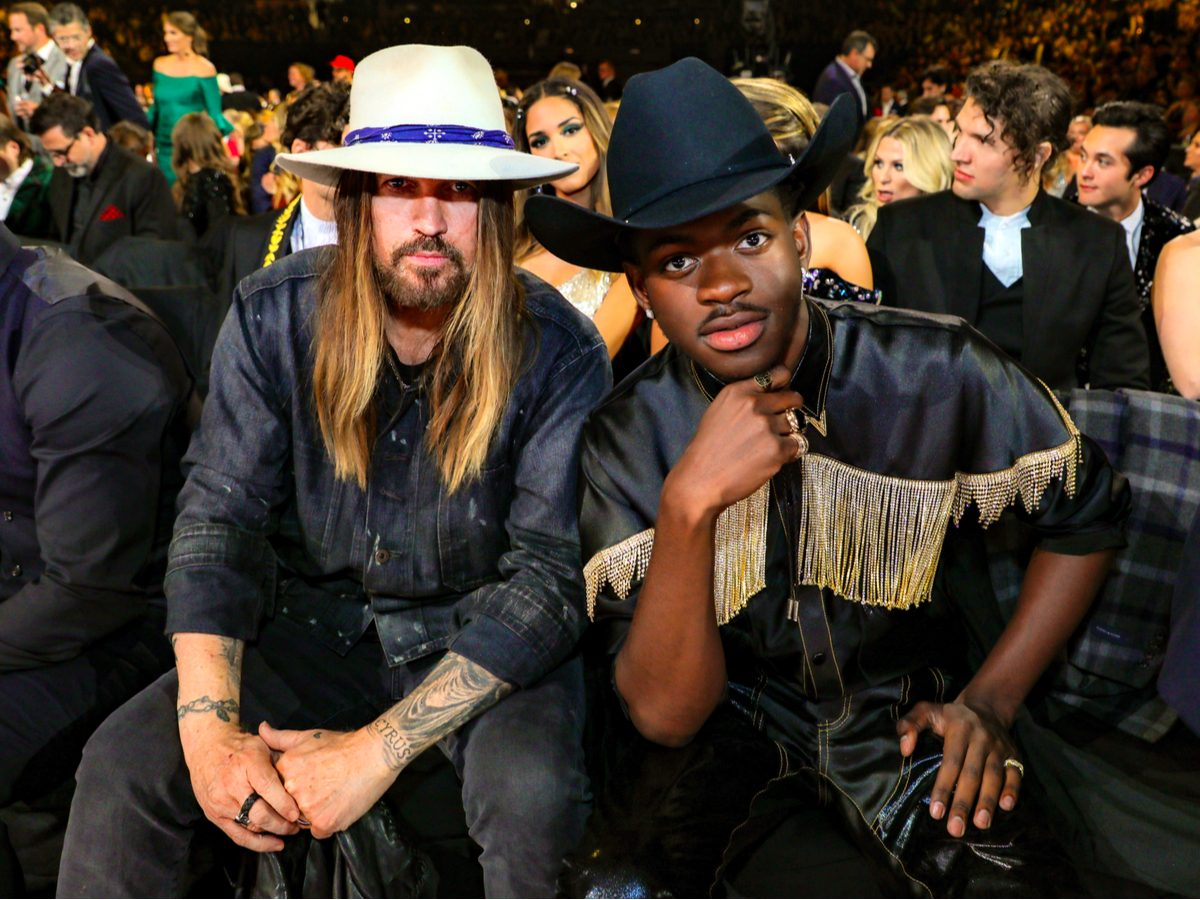 Most popular song: Lil Nas X and Billy Ray Cyrus