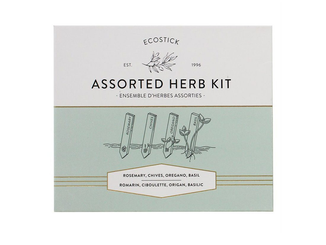 Mother's Day Gifts - Chapters Indigo Ecostick herb kit