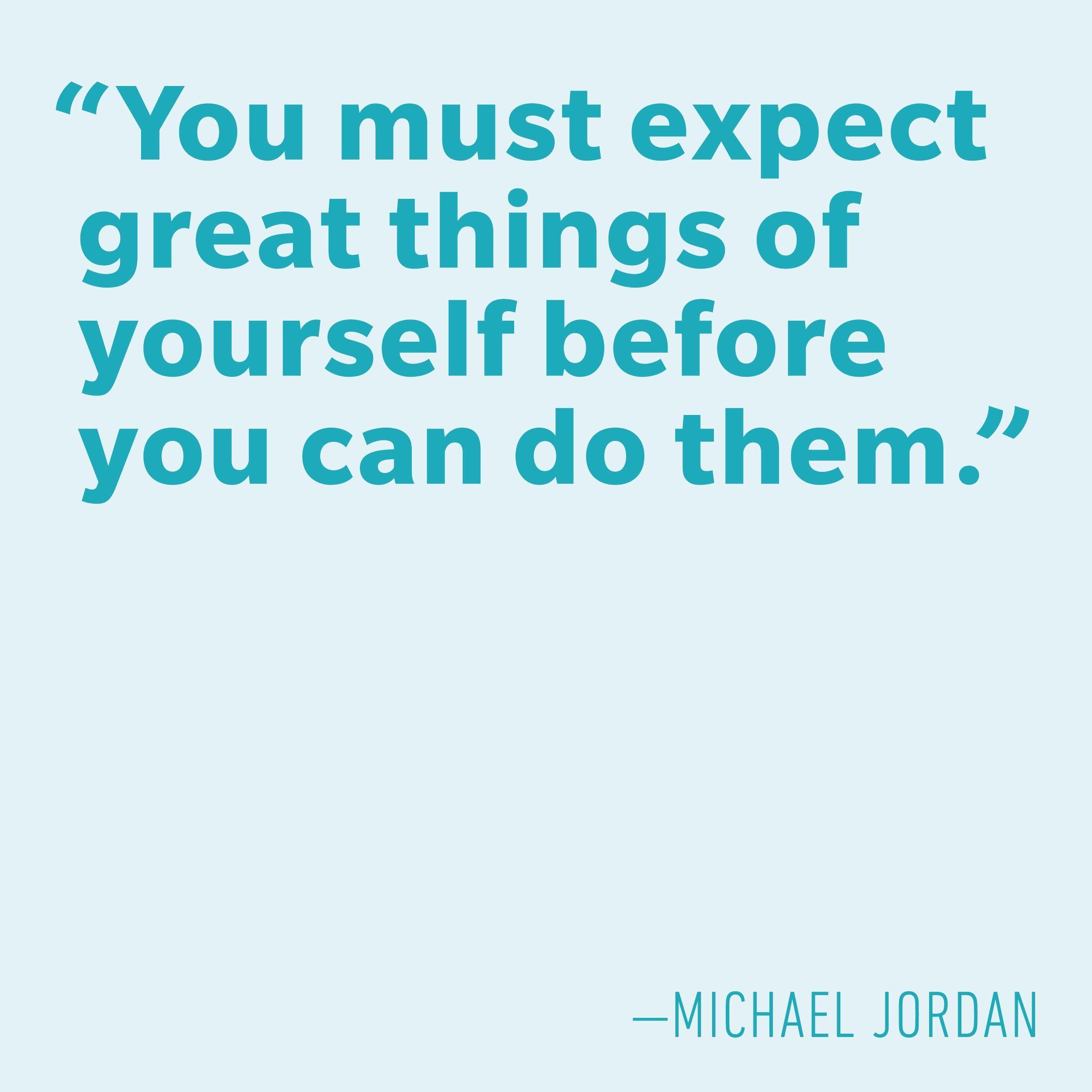 Motivational quotes - Michael Jordan