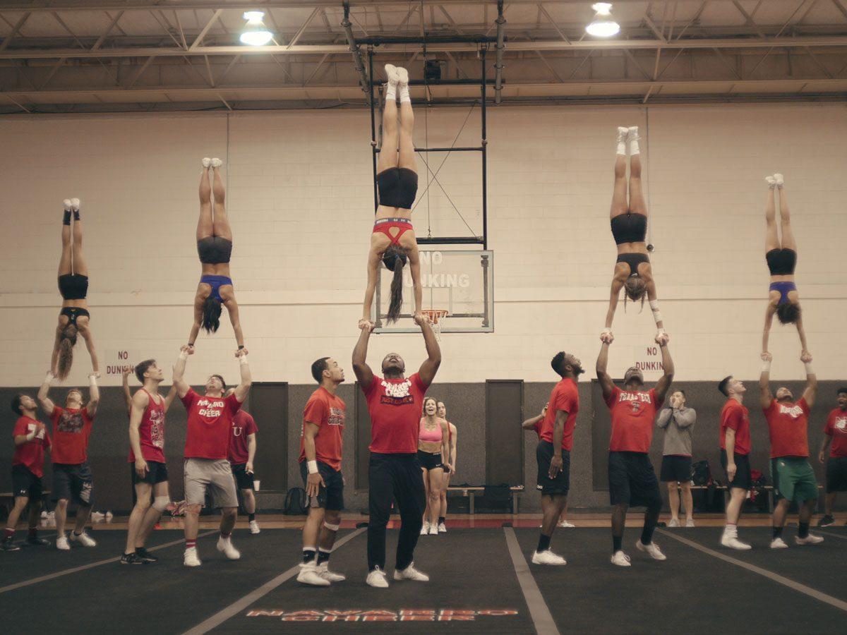 Sports documentaries - Cheer