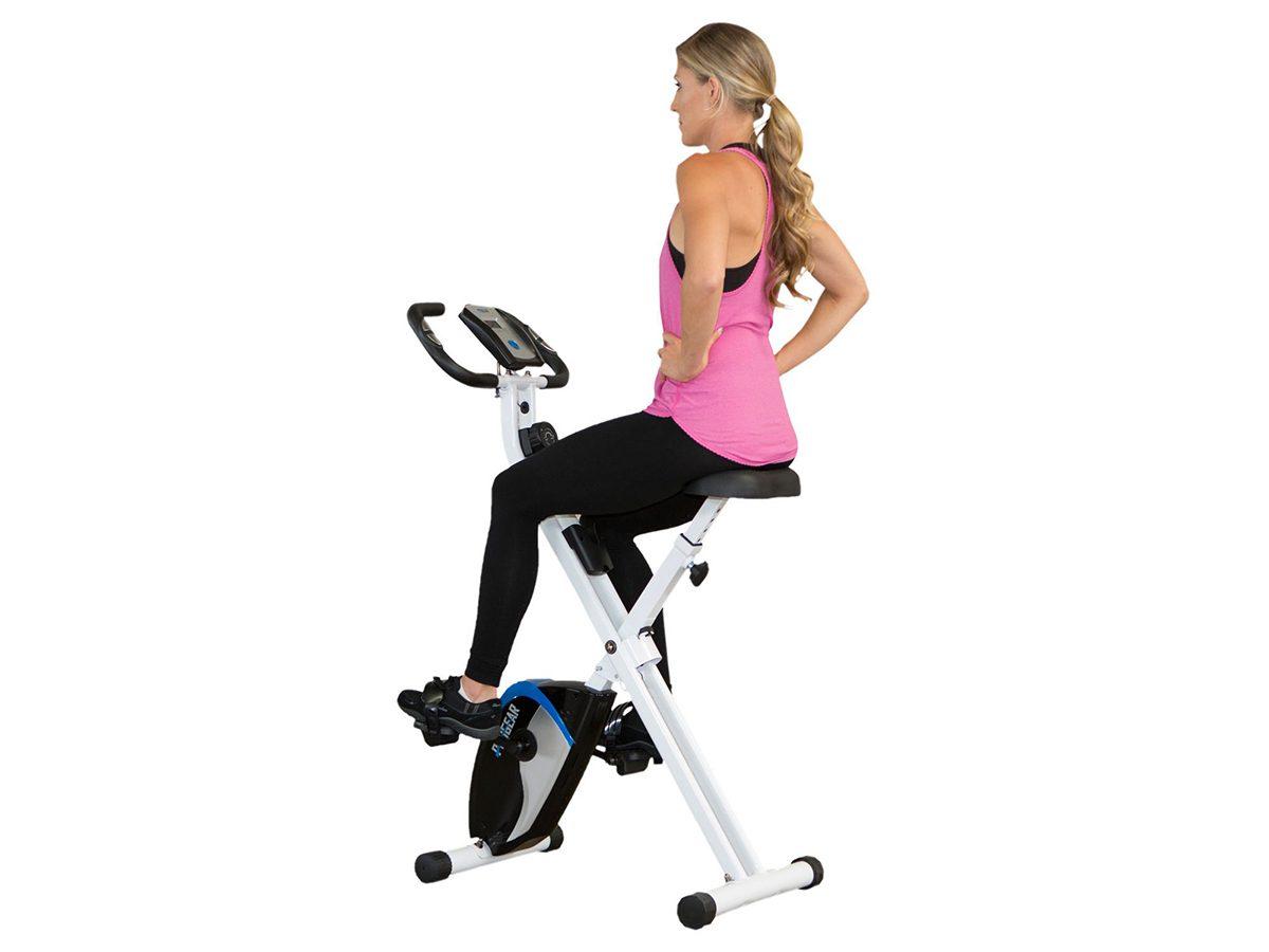 Walmart exercise bike