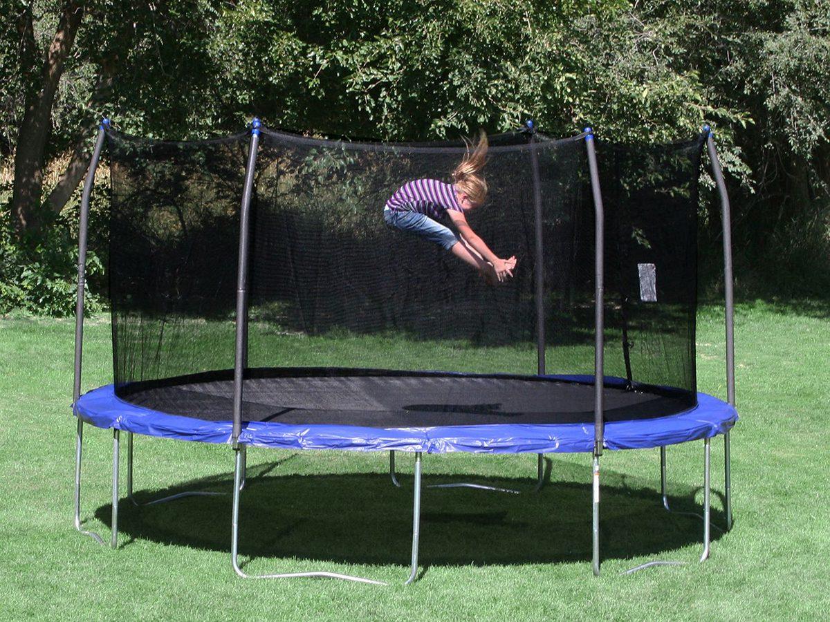 Walmart trampoline