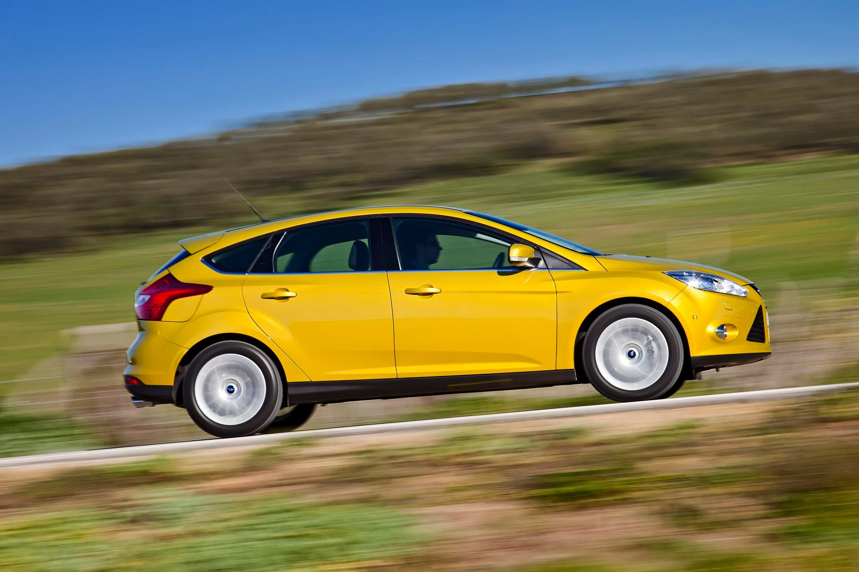First drive of new Ford Focus
