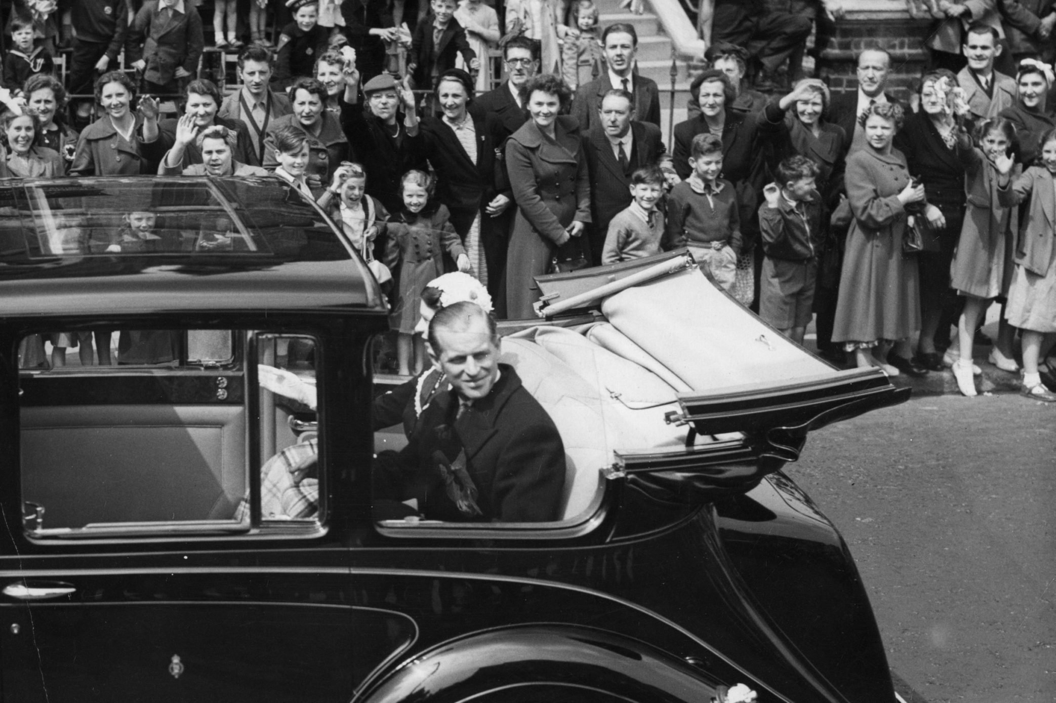 Royalty - Coronation of Queen Elizabeth II – London