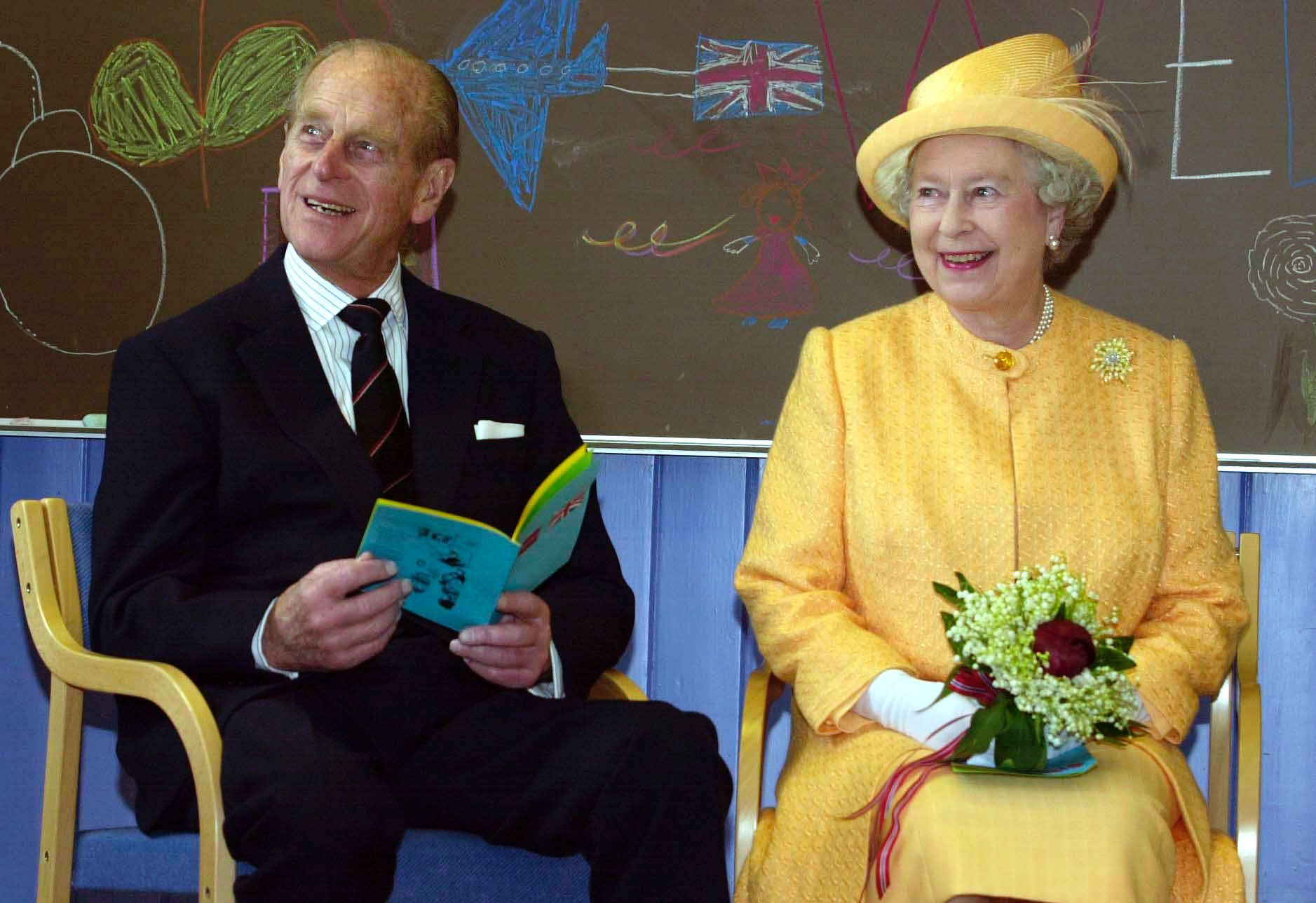Queen Elizabeth II State Visit to Norway