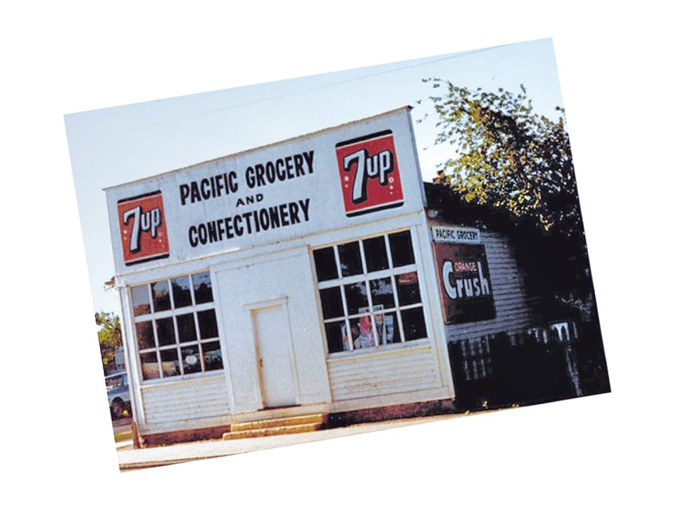 Pacific Grocery Store in Lethbridge, Alberta