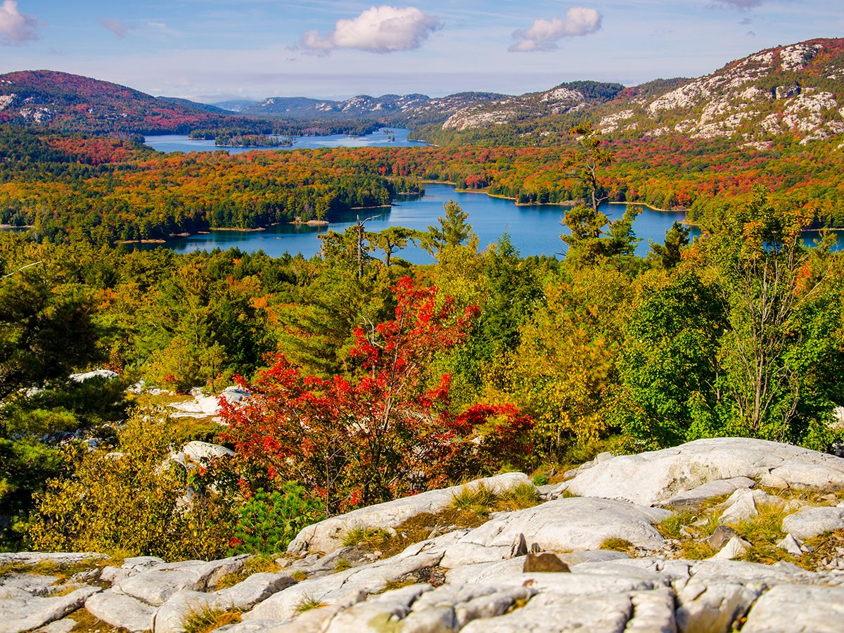 Best hikes in Canada - Killarney Provincial Park - Ontario Parks