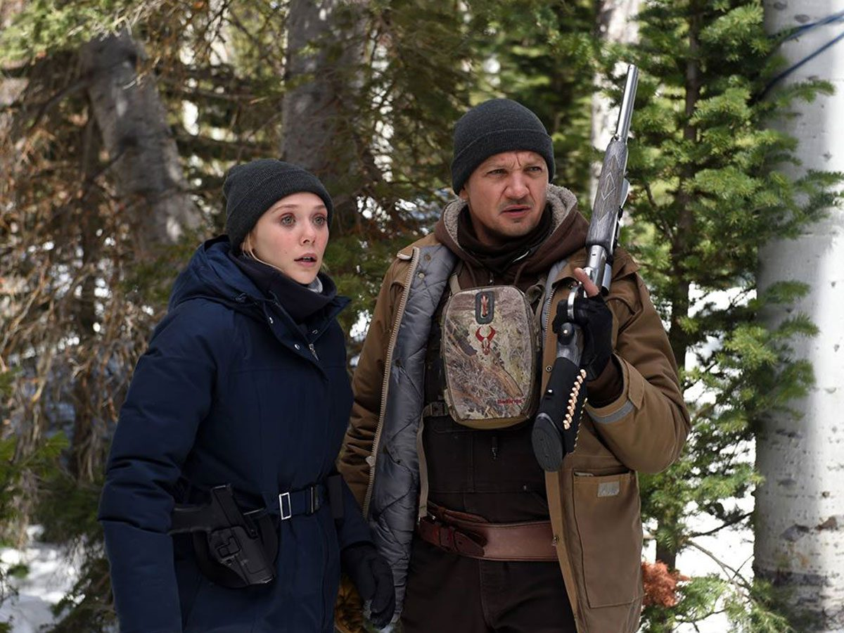 Best thrillers on Netflix Canada: Wind River