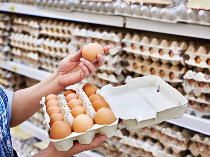 Canadian inventions - egg cartons