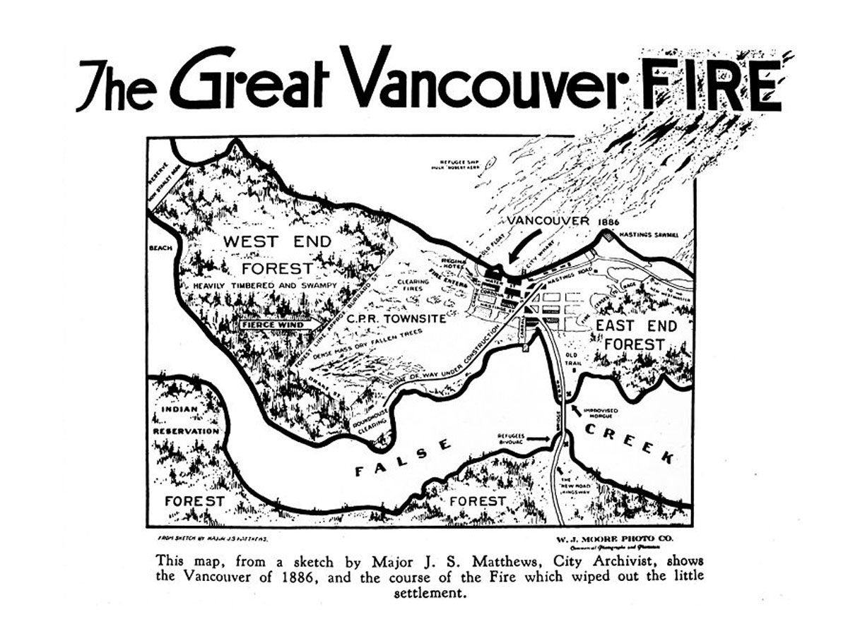 The Great Vancouver Fire