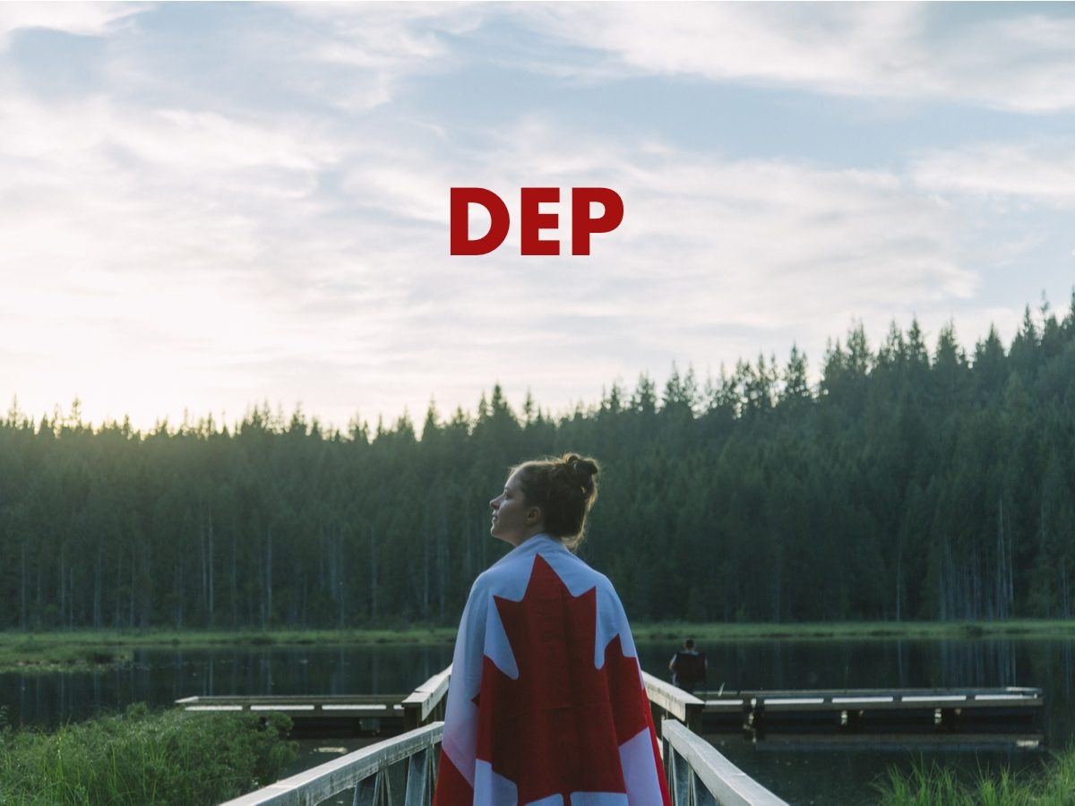 Canadian slang terms - dep