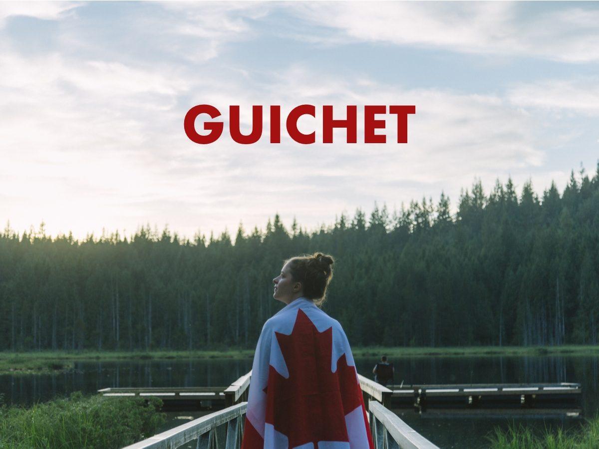 Canadian slang terms - Guichet