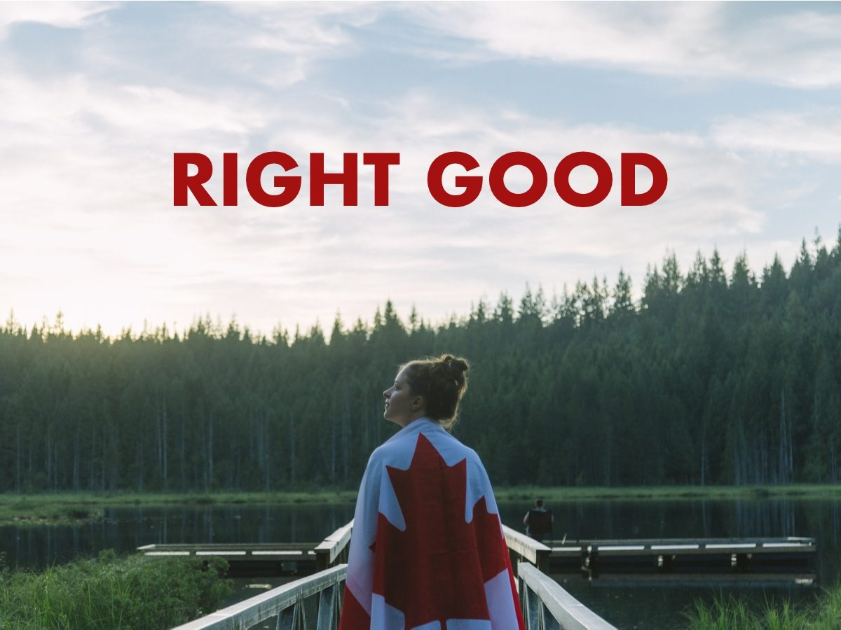 Canadian slang terms - Right good