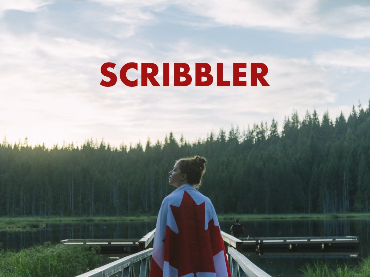 Canadian slang terms - Scribbler