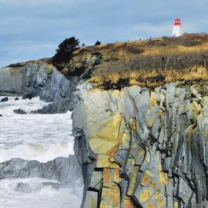 Evangeline Trail in Nova Scotia