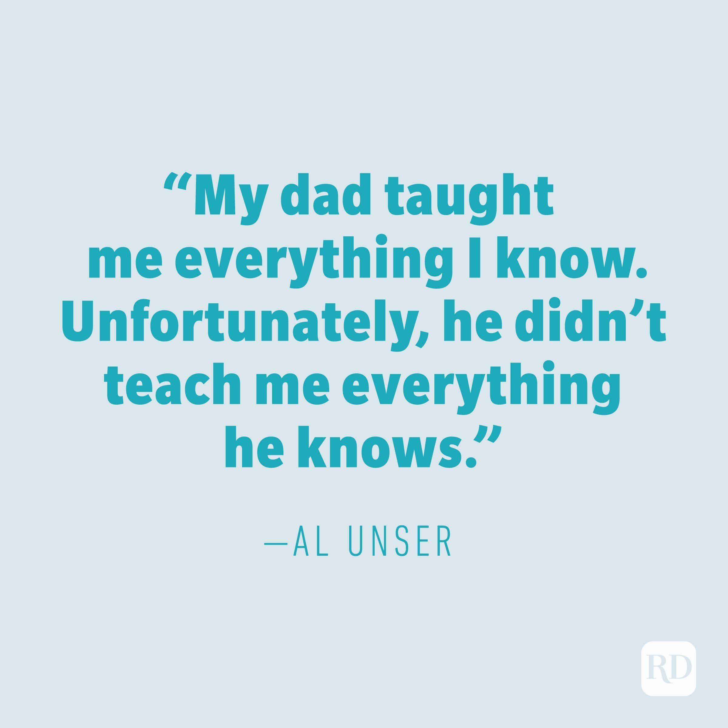 Al Unsar quote